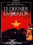 le dernier empereur affiche cinéma