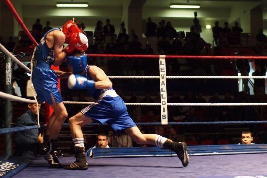 Finales du championnat d'Ile-de-France de boxe anglaise amateur, 2009